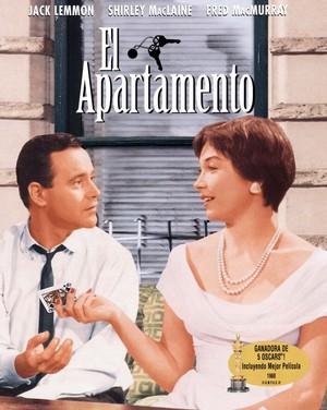 Póster de El apartamento