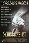 Cartel de La lista de Schindler