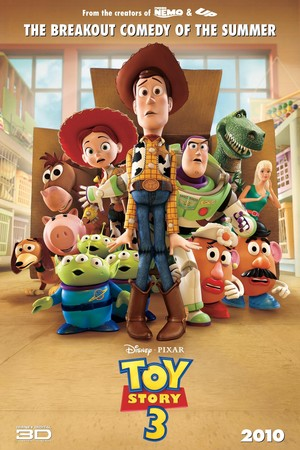 Póster de Toy Story 3