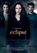 Póster de La saga Crepúsculo: Eclipse