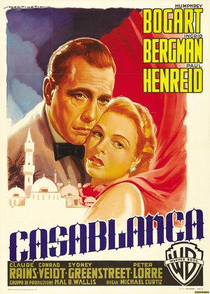 Póster de Casablanca