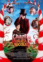 Póster de Charlie y la fábrica de chocolate