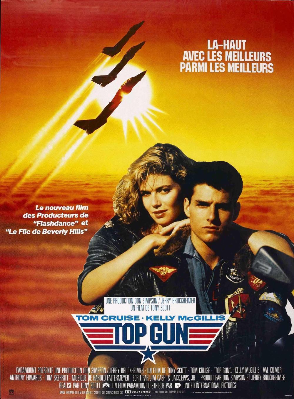Póster de Top Gun