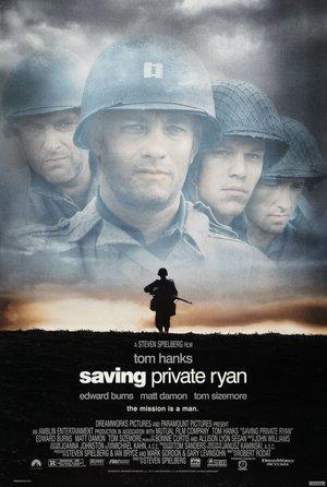 Póster de Salvar al soldado Ryan