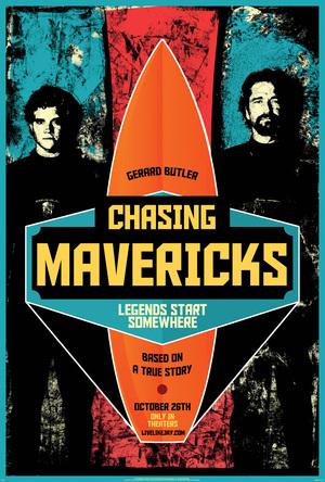 Póster de Persiguiendo Mavericks