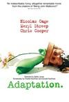 Cartel de Adaptation (El ladrón de orquídeas)