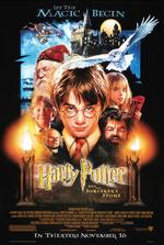 Póster de Harry Potter y la piedra filosofal