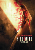 Póster de Kill Bill. Volumen 2