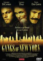Póster de Gangs of New York