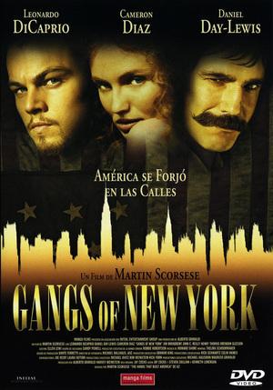 Póster de Gangs of New York