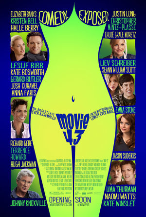 Póster de Movie 43