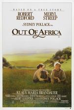 Póster de Memorias de África