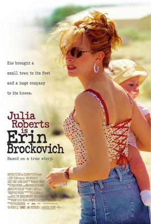Póster de Erin Brockovich