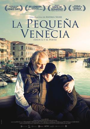 Póster de La pequeña Venecia