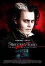 Cartel de Sweeney Todd, el barbero diabólico de la calle Fleet