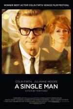 Póster de Un hombre soltero