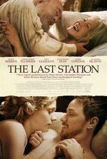Póster de La última estación