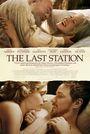 Cartel de La última estación