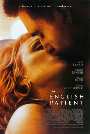 Póster de El paciente inglés