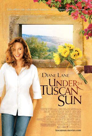 Póster de Bajo el sol de la Toscana