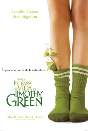 Póster de La extraña vida de Timothy Green