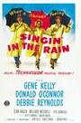 Cartel de Cantando bajo la lluvia
