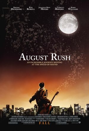 Póster de August Rush (El triunfo de un sueño)