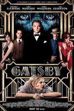 Póster de El gran Gatsby