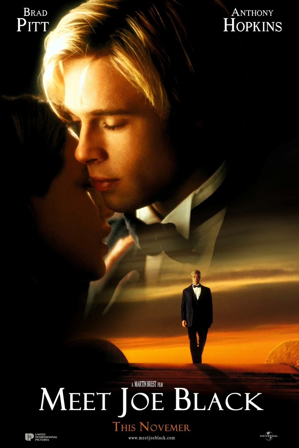 Póster de ¿Conoces a Joe Black?