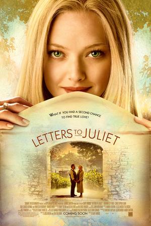 Póster de Cartas a Julieta