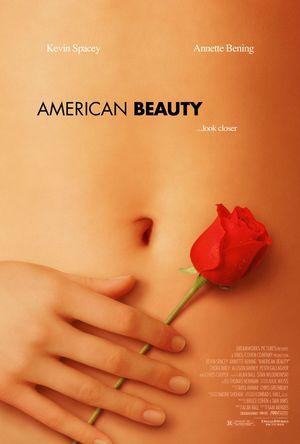 Póster de American Beauty