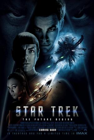 Póster de Star Trek