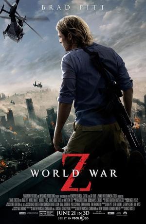 Póster de Guerra mundial Z