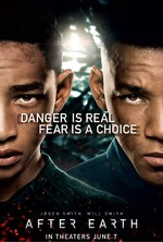 Póster de After Earth