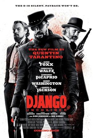 Póster de Django desencadenado
