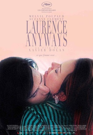 Póster de Laurence Anyways