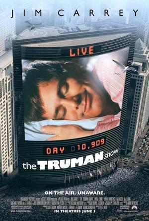 Póster de El show de Truman