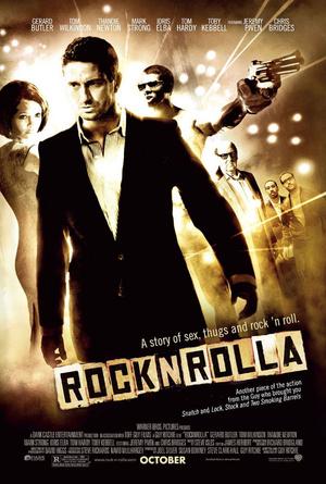 Póster de RocknRolla