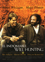 Cartel de El indomable Will Hunting
