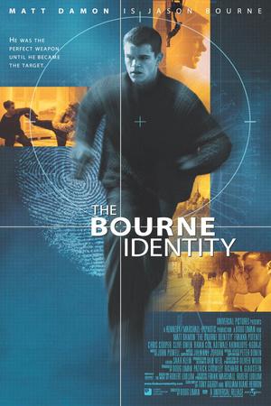 Póster de El caso Bourne