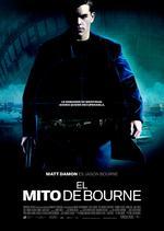 Póster de El mito de Bourne