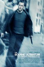 Póster de El ultimátum de Bourne