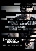 Póster de El legado de Bourne