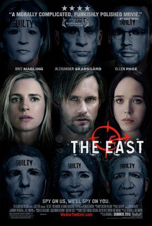 Póster de The East
