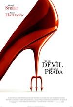 Póster de El diablo viste de Prada