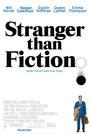 Cartel de Más extraño que la ficción