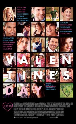 Póster de Historias de San Valentín