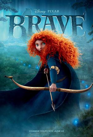 Póster de Brave (Indomable)