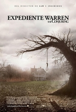 Póster de Expediente Warren: The Conjuring