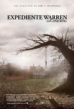 Póster de Expediente Warren: The Conjuring